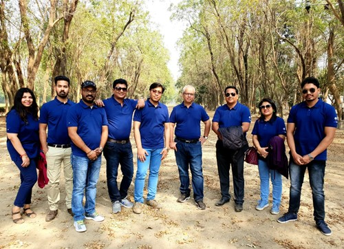Golf Meet co-sponsored by Tata NYK was attended by the Tata NYK Team along with Managing Director and Executive Director on 2 Feb, 2019